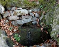 La source du Sartellu